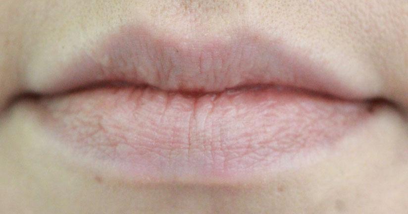 Kết quả hình ảnh cho Pale lips naturally