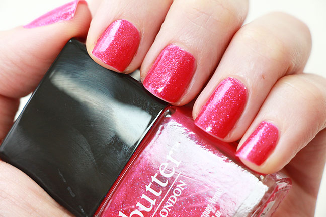 "#ManiMonday – Butter London's""Disco Biscuit"" (aka the Best Shade Ever!)"