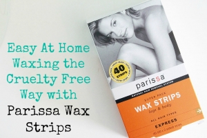 Cruelty Free At Home Waxing with Parissa Wax Strips!