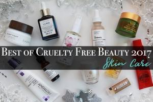 Best of Cruelty Free Beauty 2017 – Skin Care