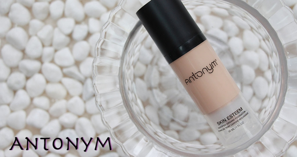 Antonym Skin Esteem Foundation REVIEW!